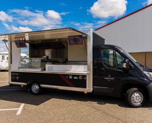 Food truck Pass à la maison