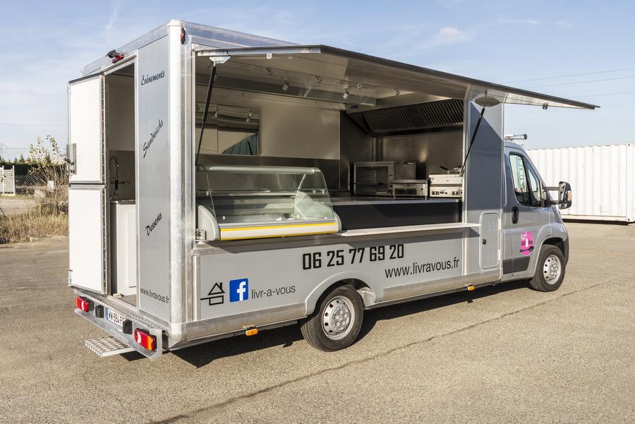 Food truck Livr'a vous